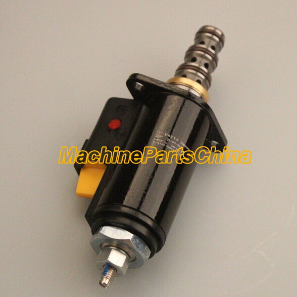 New Rotary Solenoid Valve 121-1491 for Excavator 320B E320C Red dot rga r 889 digital watch for men green