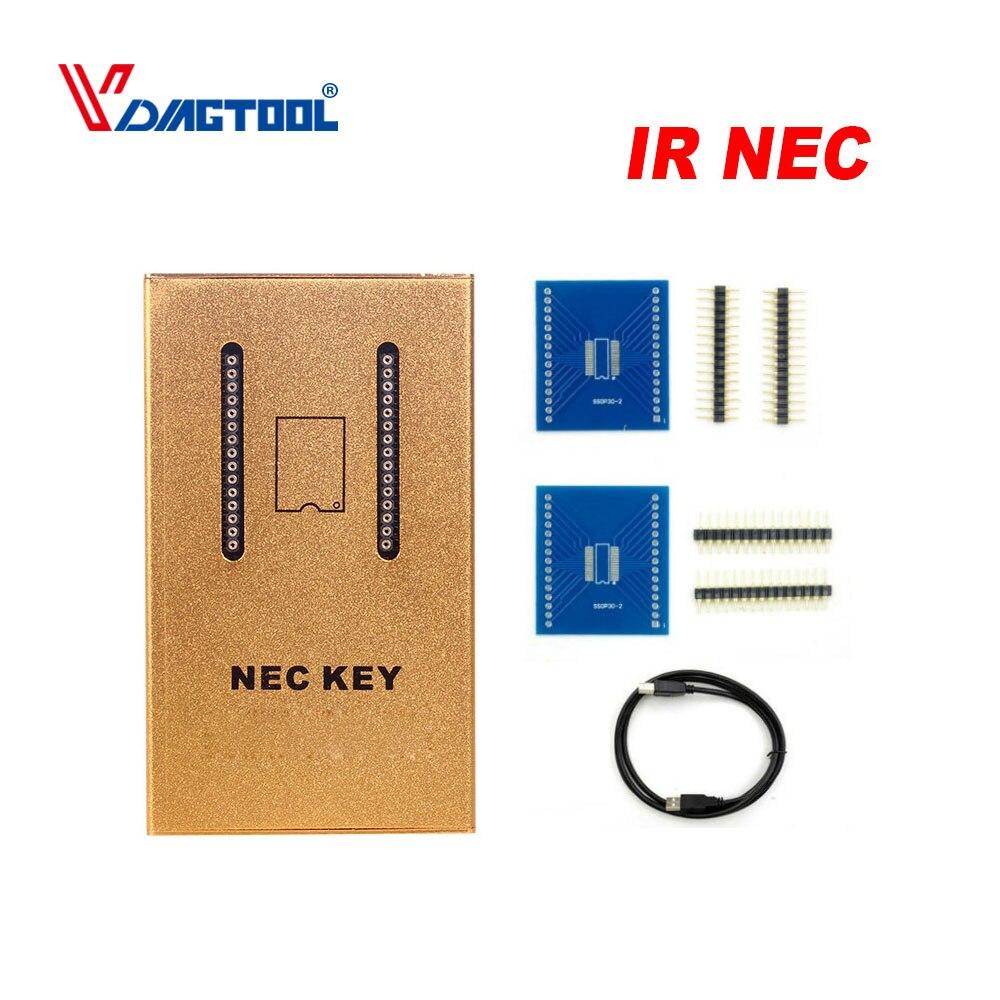 VSTM For Benz IR Code Reader Key Programmer Auto Key