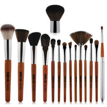 15 PCS Makeup Brush Set Professional Make Up Beauty Blush Foundation Contour Powder Cosmetics Brush Makeup