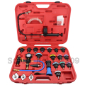 26pc Universal Coolling System Radiator Pressure Tester & Vacuum Type Water Tank Water Replacement Kit