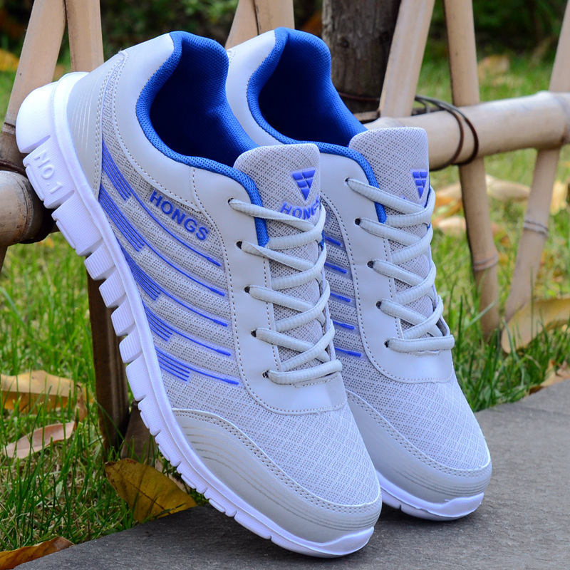 New Sneakers Men Shoes Lightweight Walking Male Sneakers Men Casual Shoes Mans Trainers Sneakers For Men Tenis Feminino Zapatos 4