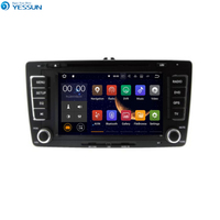 Yessun For VW For Skoda Octavia 2013 Android Multimedia Player System Car Radio Stereo GPS Navigation Audio Video With AM/FM