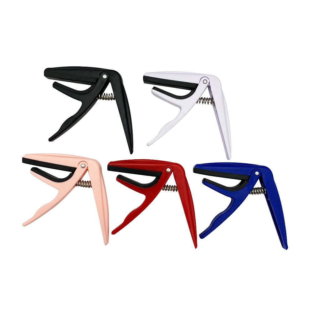 Ukulele Capo Accessories Single-handed Quick Change Capotraste High Quality