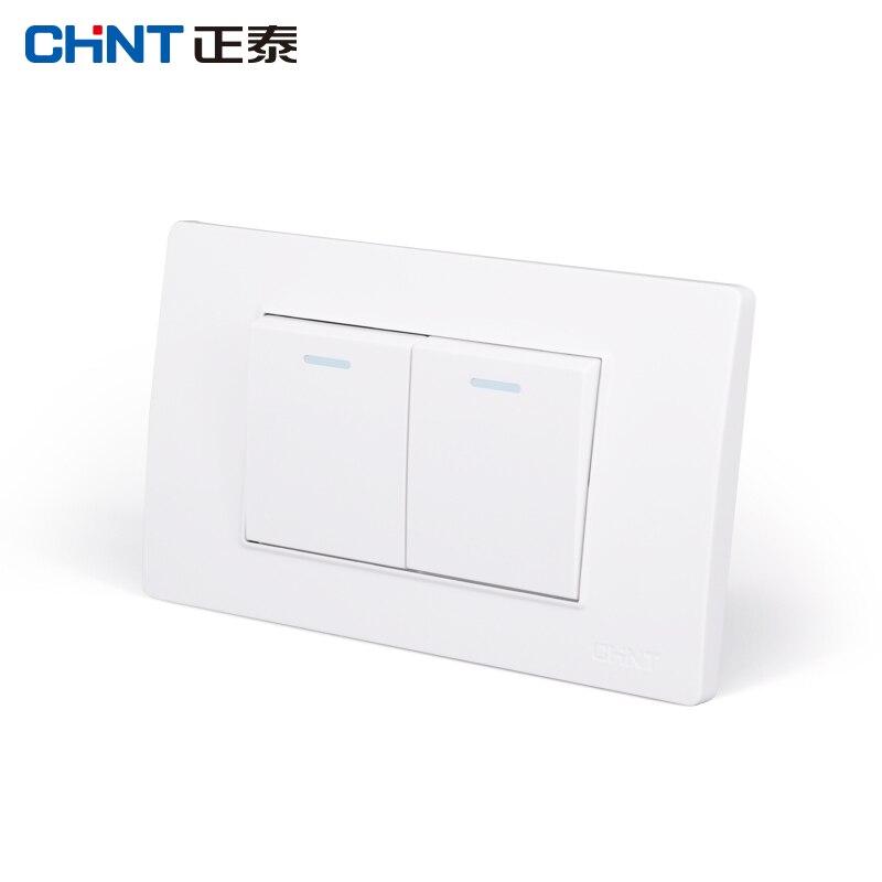 CHINT 118 Taster Typ Lichtschalter NEW5D Zwei Position Zwei Bande ...