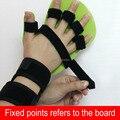 Finger orthotics points fingerboard stroke hemiplegia rehabilitation training equipment Finger trainer TOE SEPERATOR