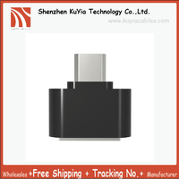 Free Shipping+Lookatool 5pcs/lot Micro USB to USB2.0 OTG Expansion Adapter For Cell Phone Android Interface