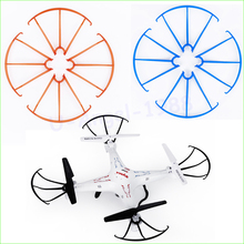 4PCS Fluorescent Propeller Protector Set Protection Frame Guard for Syma X5 X5C X5SC X5SCW Skytech M68 RC Quadcopter Drone Parts