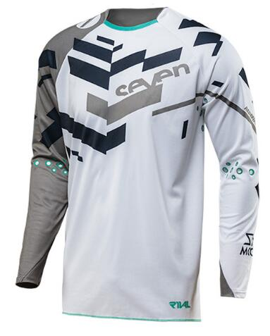 T-Shirt Jersey-Bmx Bike-Bike Moto Long-Sleeve Dh Mtb Breathable FURY Quick-Drying