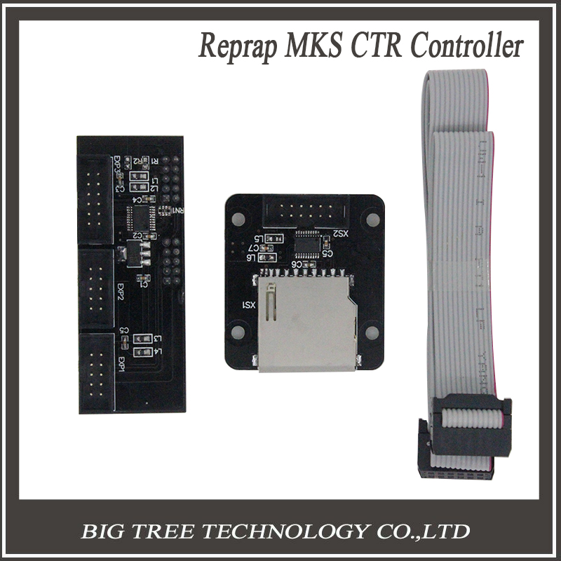 3D Printer Reprap MKS CTR Controller Board SD Card Compatible With12864-2004 LCD