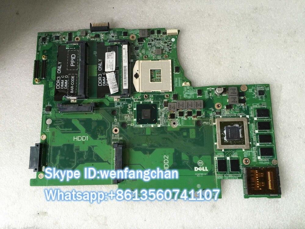 Free Shipping font b motherboard b font 0YW4W5 CN 0YW4W5 L702X laptop font b motherboard b