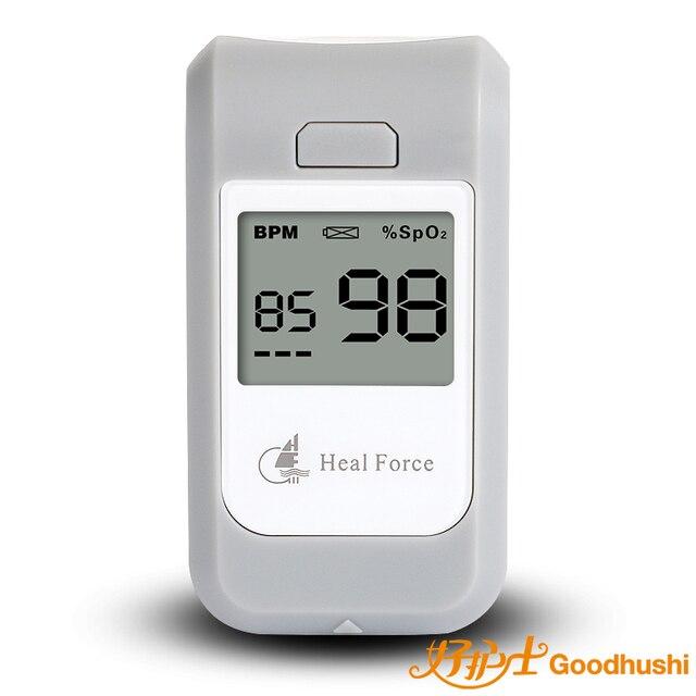 Ficker alarm pulse oximeter SPO2 Pulse Rate Oxygen Monitor and accurate portable de dedo oximetro