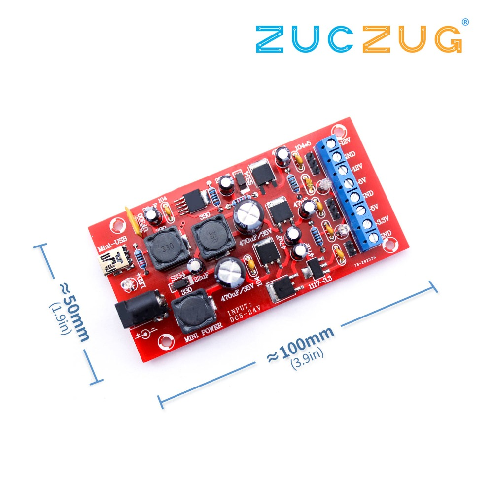 youe shone New DIY Power Supply Module USB Boost Single Turn Dual Linear Regulated Power Kit Regulator Multiple Output Power Kityoue shone New DIY Power Supply Module USB Boost Single Turn Dual Linear Regulated Power Kit Regulator Multiple Output Power Kit