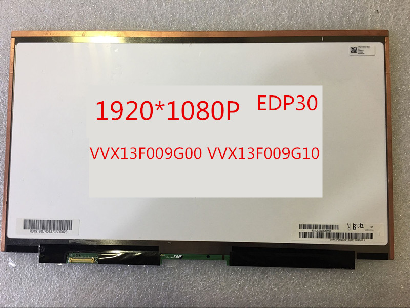 For sony Vaio Vaip Pro 13 LCD Replacement Screen Panel VVX13F009G00 VVX13F009G10 (30pin)1920*1080 LED Display new 11 6 for sony vaio pro 11 touch screen digitizer assembly lcd vvx11f009g10g00 1920 1080