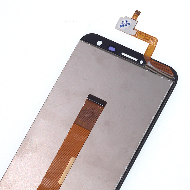 Image 5 - 100% test work LCD display for Oukitel C8 with touch screen digitizer components Free shipping for Oukitel mobile phone parts-in Mobile Phone LCD Screens from Cellphones & Telecommunications