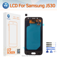 High Quality Full Set LCD Display For Samsung Galaxy J5 2017 J530 J530F AMOLED LCD Display