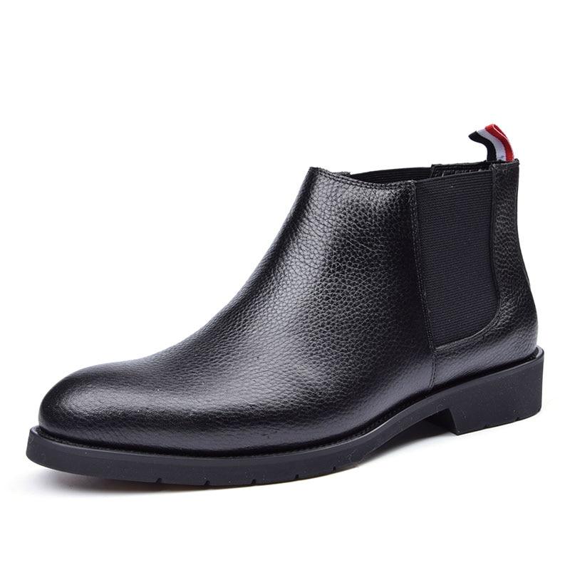 Popular Waterproof Dress Boots for Men-Buy Cheap Waterproof Dress ...