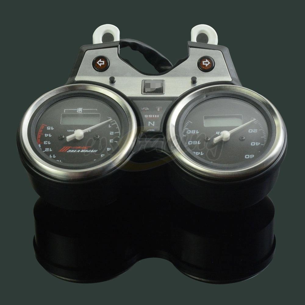 Motorcycle Tachometer Odometer Instrument Speedometer Gauge Cluster Meter For HONDA CB400 SF VTEC III 3 2004-2007 04 05 06 07