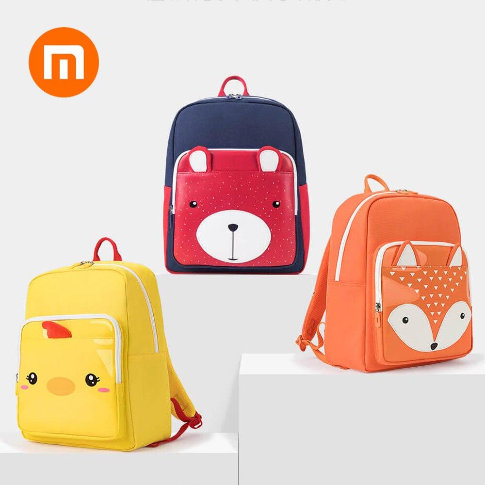 Original Xiaomi 12L Children Kids School Backpack S-shape Shoulder Strap Bag Waterproof Rucksack