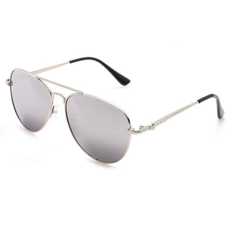 Glitztxunk Nova Moda Meninos Crianças Óculos De Sol Estilo Aviador ... 5ad04fa3d0