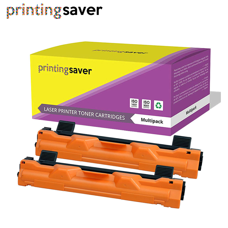 2x <font><b>Toner</b></font> Cartridge Compatible for <font><b>Brother</b></font> TN1000 TN1030 TN1050 TN1060 TN1070 TN1075 TN1095 HL1110 TN 1000 1030 1075 Printer image