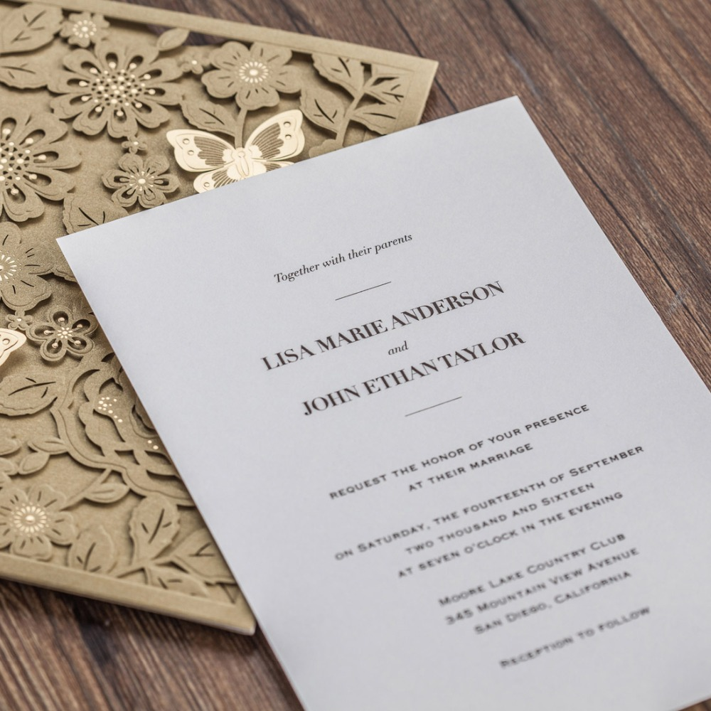 Cardstock For Wedding Invites | Arts - Arts