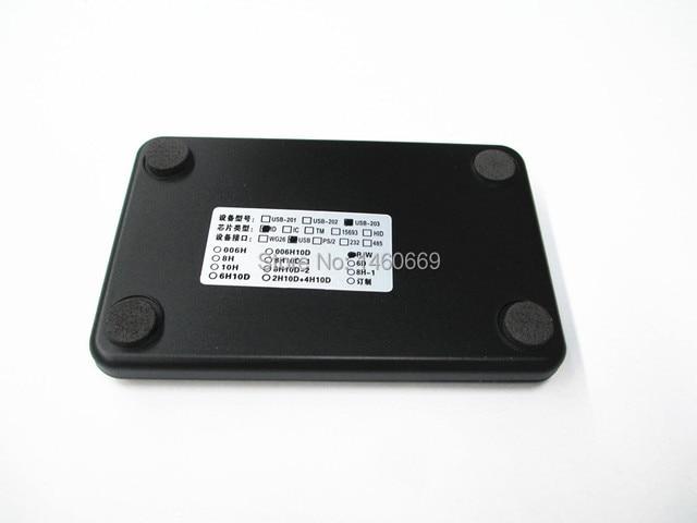 NEW  125KHZ RFID ID EM Card Reader & Writer  Copier / Access Control Duplicater T5557/ T5567/T5577/EM4305 / 4200 +2 PCS card/tag 4
