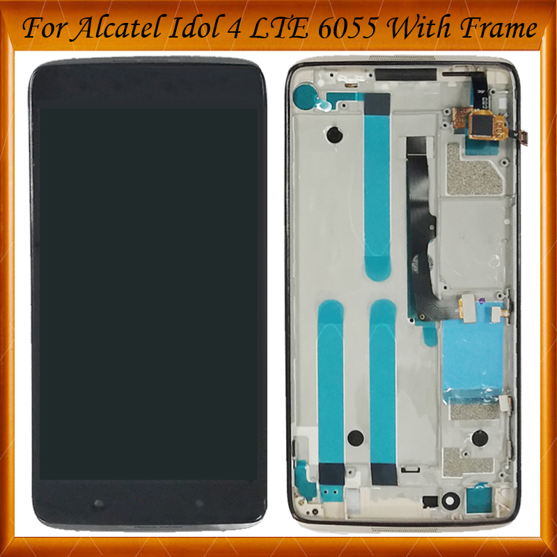 Worldwide delivery alcatel idol 4 6055p in Adapter Of NaBaRa