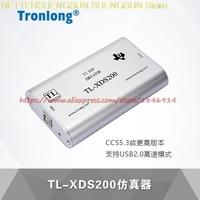 Apoio emulador TL-XDS200 DM8148 C6748 C66x DSP placa de desenvolvimento OMAPL138