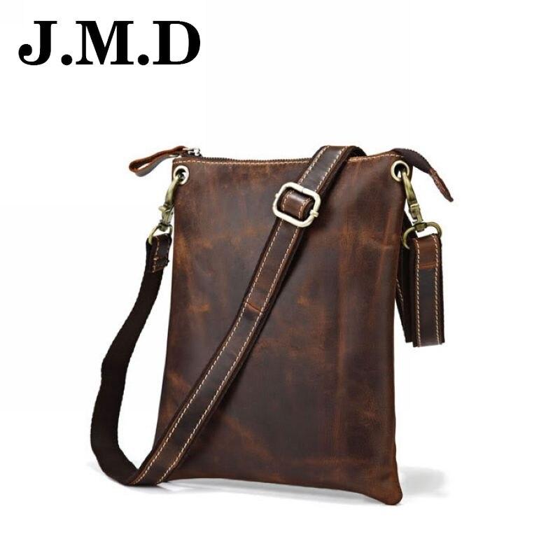 JMD 2017 New Genuine leather Crossbody Bag Creazy Horse Small Men Messenger Bag Brand tablet holder bag male coin Phone JD102 3gb ram 16gb rom m8s pro android 7 1 tv box amlogic s912 octa core 2 4g 5g dual wifi bt4 0 4k smart media player i8 keyboard