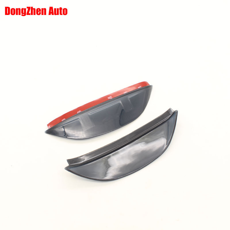 1Pair Rearview Mirror Rain Eyebrow Reflective Mirror Side Mirror Rain Visor Accessories For FOCUS 2012