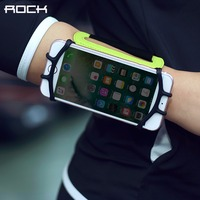 Universal Sports Wristband ROCK Professional Sports Wrist Arm Band For 4 6 Inch Phones Devices Armband