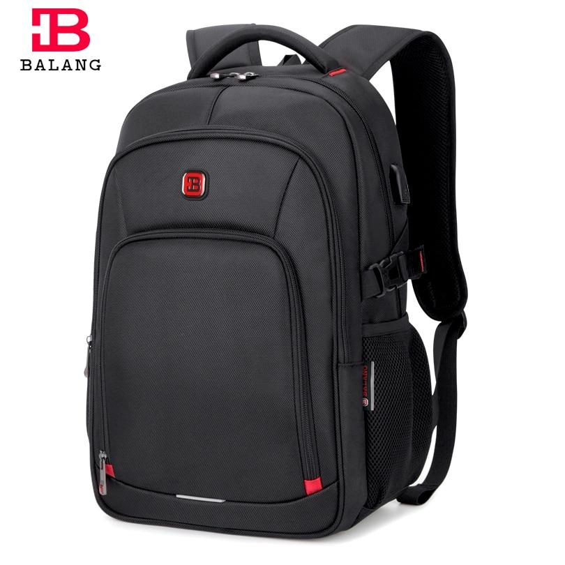 BALANG 15.6 Laptop Backpacks for Teenager Fashion Women Schoolbag New Waterproof Travel Backpack Mens mochila escolar femininaBALANG 15.6 Laptop Backpacks for Teenager Fashion Women Schoolbag New Waterproof Travel Backpack Mens mochila escolar feminina