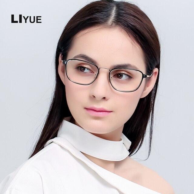 09aac54206 Vintage Grade Eyeglasses Eyewear Frames Women Eye Glasses Frames For Lady  prescription eyewear spectacles frames