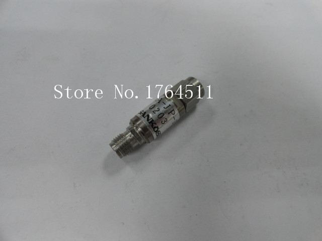 [BELLA] The Supply Of Japanese Original SANKOSHA Arrester SMA-JP-1 DC-3GHZ SMA  --2PCS/LOT