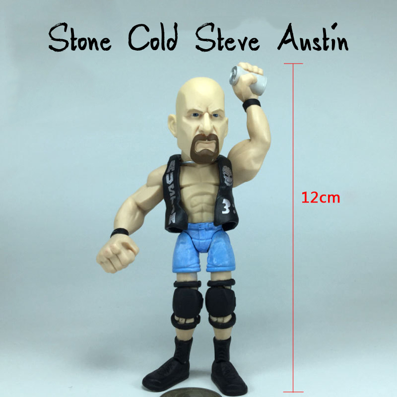 SuperStar Steve Austin Ferrite America occupation wrestling gladiators wrestler action figure toys Collection of wrestling hobby
