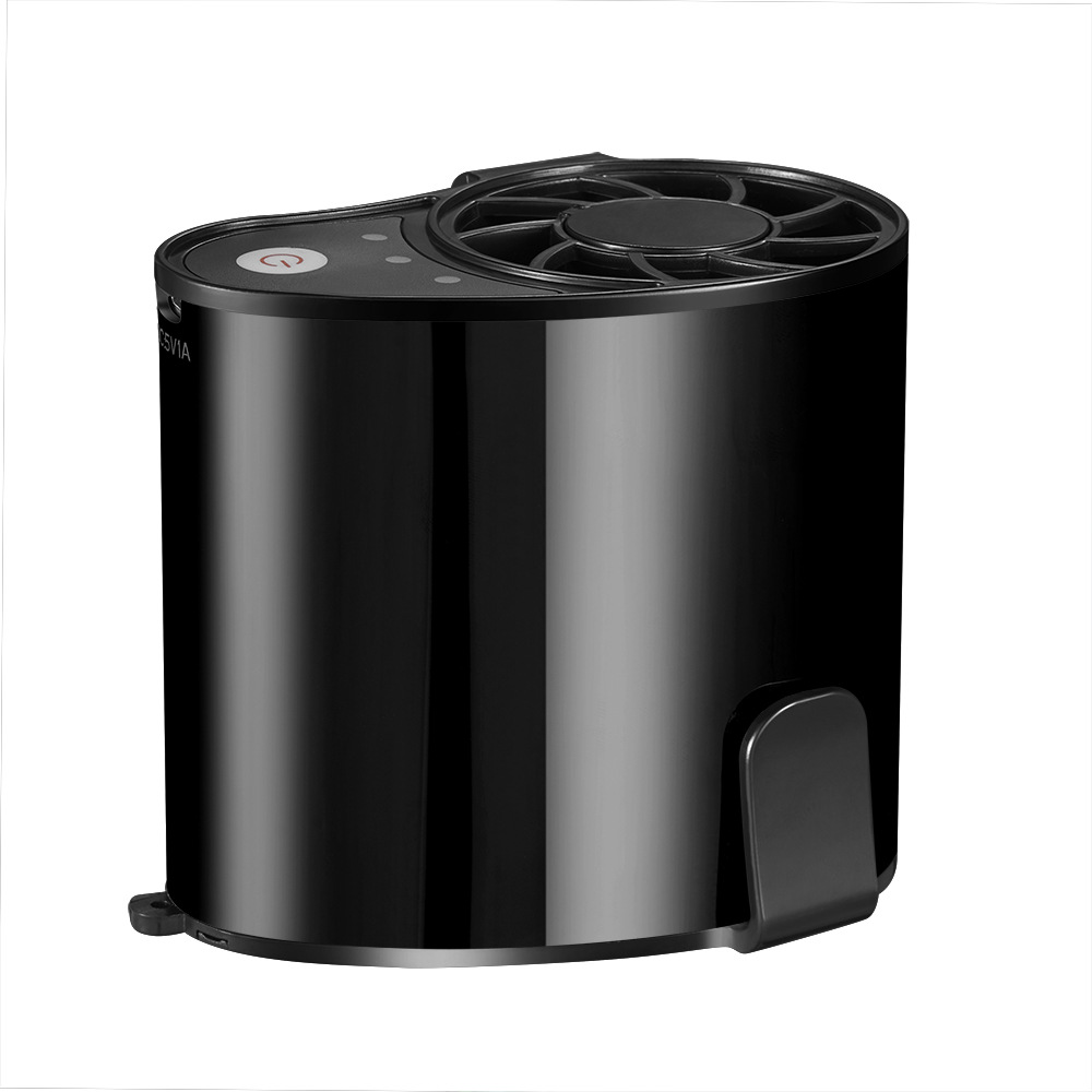 Mini ventilateur USB chargeant le petit ventilateur portatif d'étudiant extérieur de bureau de refroidisseur d'air de taille accrochante