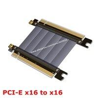 Riser PCI E 3 0 X16 To X16 Male To Male Graphics Card Riser Pci E