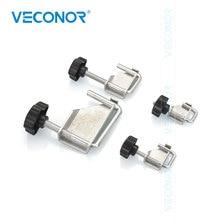 VECONOR 4PCS U Shape Fluid Line Clamper Tool Kit Fuel Vacuum Transmission Brake Heater Hose Lines