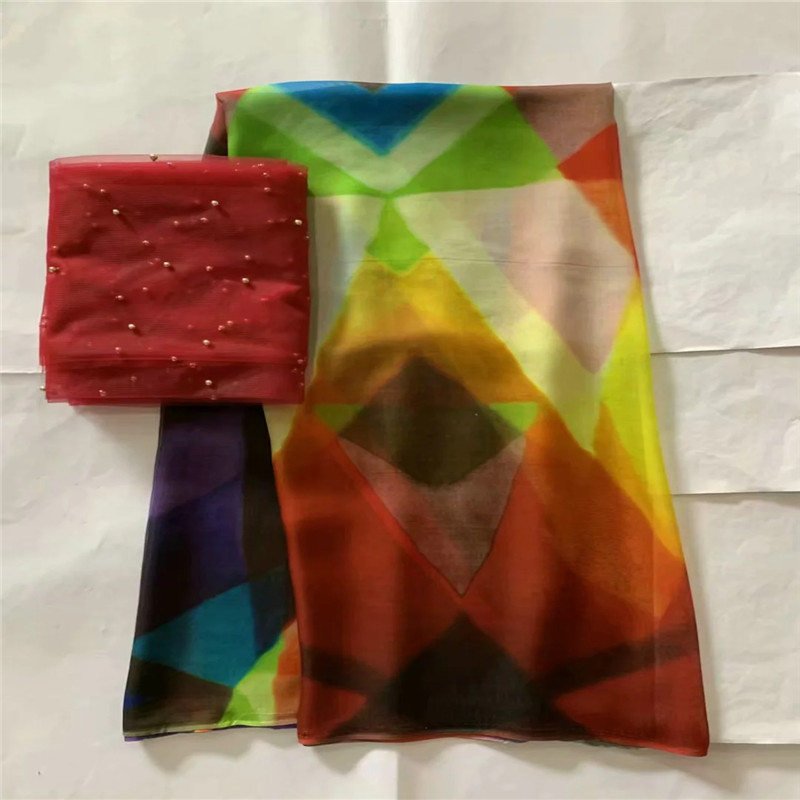 แอฟริกันผ้าไหมผ้าสำหรับเสื้อผ้า neat เย็บปักถักร้อยสีทองและสีม่วงวัสดุซาติน swiss voile ลูกไม้ tissu LXE051703-ใน ผ้า จาก บ้านและสวน บน   1