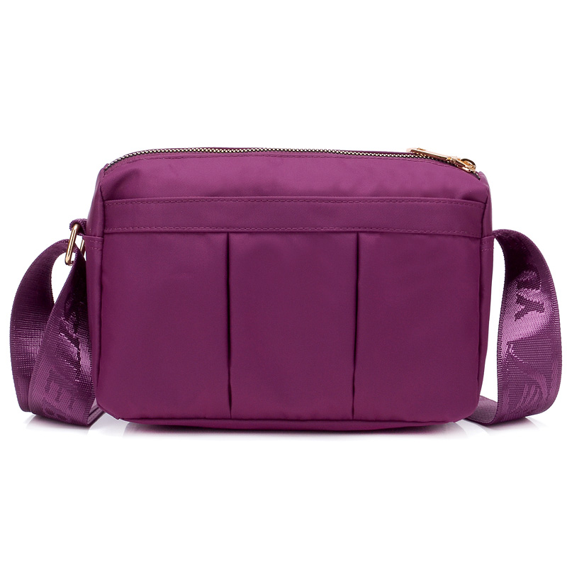 Ladies Crossbody Nylon Messenger Bag Women Shoulder Bags Waterproof Mini Handbag