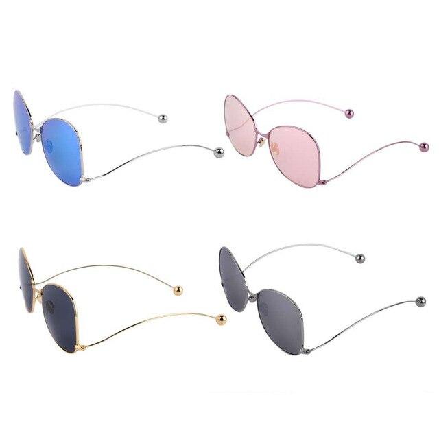 d1bd9d3c9a33c2 2017 Nouvelle Mode Grands Cadres Anti-uv lunettes de Soleil Femmes Hommes  Tendance Lunettes De