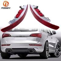 Red LED Light Rear Lower Bumper Tail Light Reverse Stop Brake Parking Fog Tail Lamp Fit