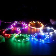 2M/5M/10M Led String Light Decoration on Battery