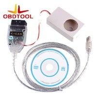 ObdTooL USB Versão 5.0 VAG Tacho Pro Ferramenta de Ajuste Chip ECU OBD2 OBDII Vagtacho Boa Placa de Chip Para NEC MCU 24C32 Ou 24C64