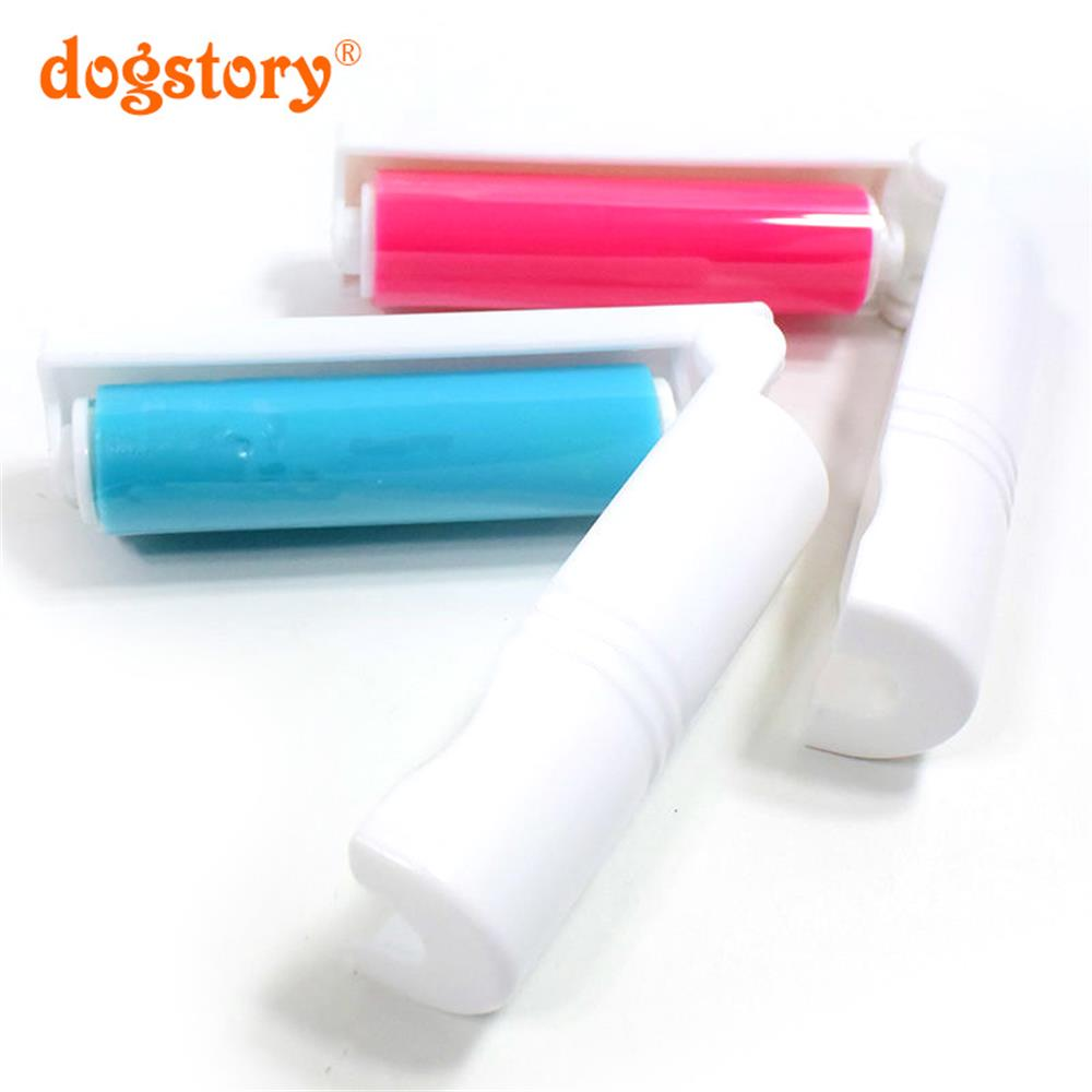 Portable Mini Pet Cleaning Brush Household Carpet Bed sofa Travel Hair Brush Cute Dog Combs Pet Products Wholesale S
