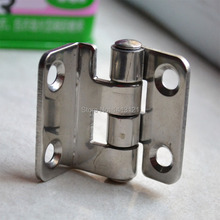 free shipping door hinge stainless steel electric box concealed hinge network cabinet door hinge repair hardware