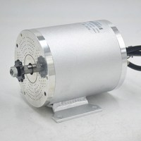 48V 2000W Electric Brushless Motor MY1020 for Electric Scooter E Bike Electric Bicycle Motorcycle Accessories Part