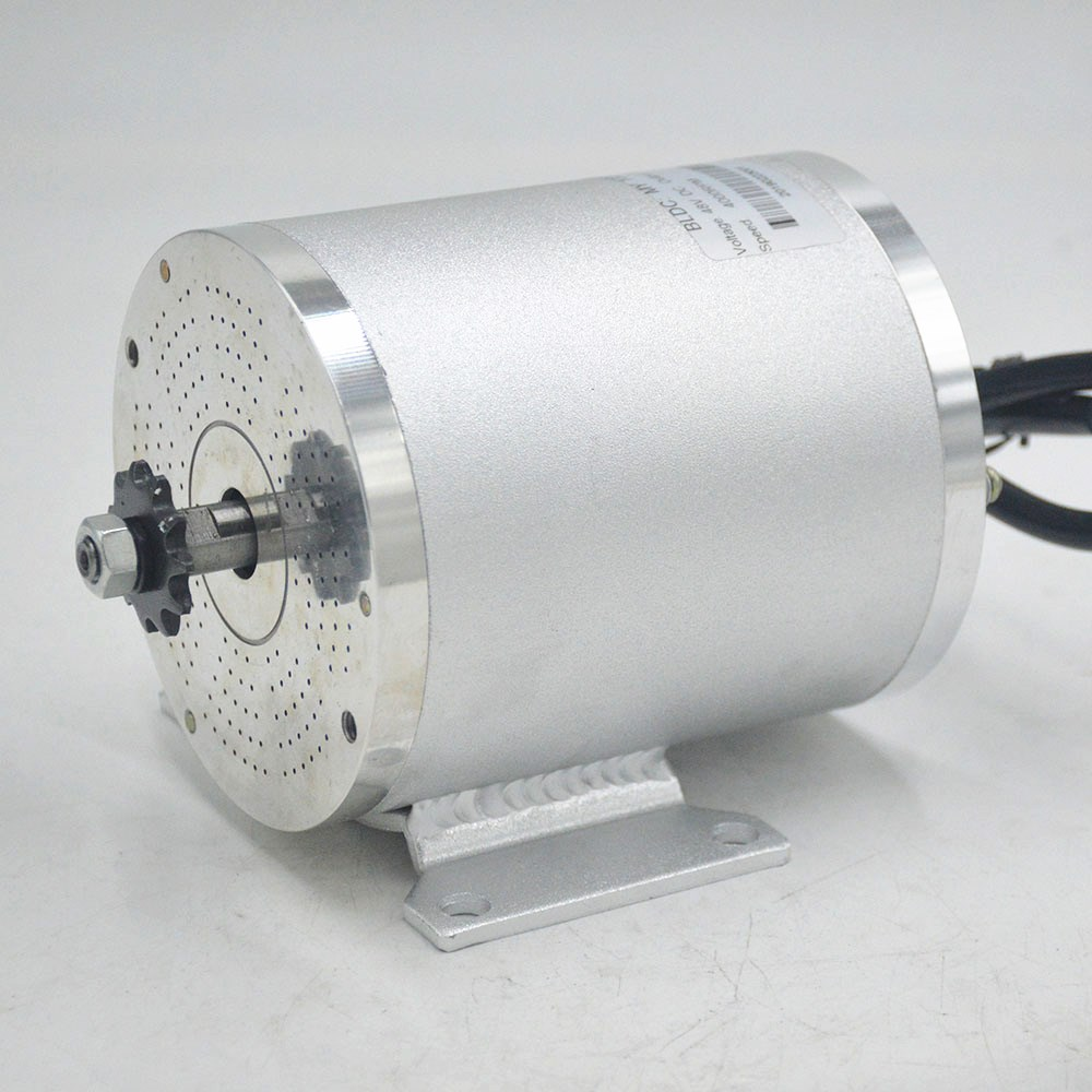 48V 60V 2000W Electric Brushless Motor MY1020 for Electric Scooter E-Bike Electric Bicycle Motorcycle Accessories Part