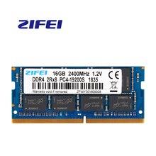 ZiFei ОЗУ DDR4 4 GB 8 GB 16 GB 2133HMz 2400HMz 2666 МГц 260Pin SO-DIMM модуль Тетрадь памяти для ноутбука