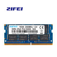 ZiFei ram DDR4 4GB 8GB 16GB 2133HMz 2400HMz 2666MHz 260Pin SO-DIMM module Notebook memory for Laptop